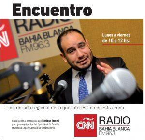 Radio CNN 96.3 Bahia Blanca